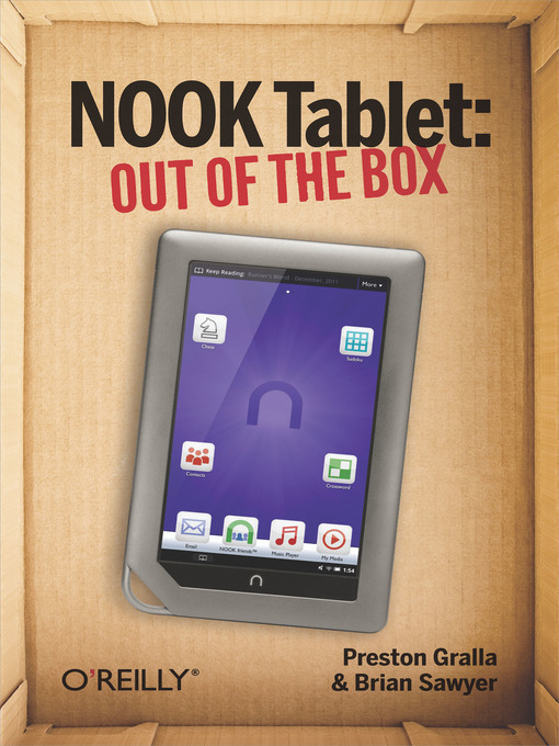 Title details for NOOK Tablet by Preston Gralla - Available