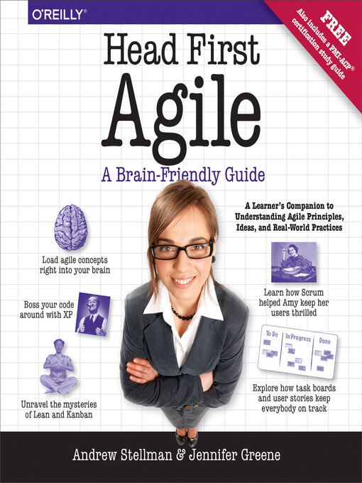 Title details for Head First Agile by Andrew Stellman - Wait list