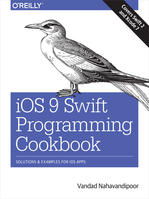 iOS 9 Swift Programming Cookbook - Finger Lakes Library System