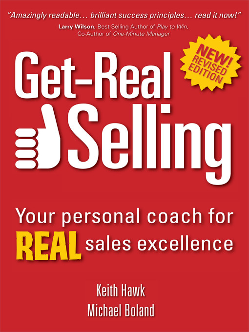 Cover of Get-Real Selling