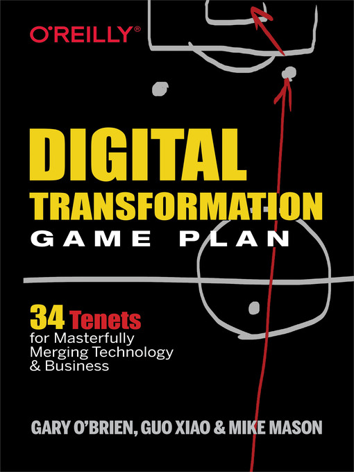 Title details for Digital Transformation Game Plan by Gary  O'Brien - Available