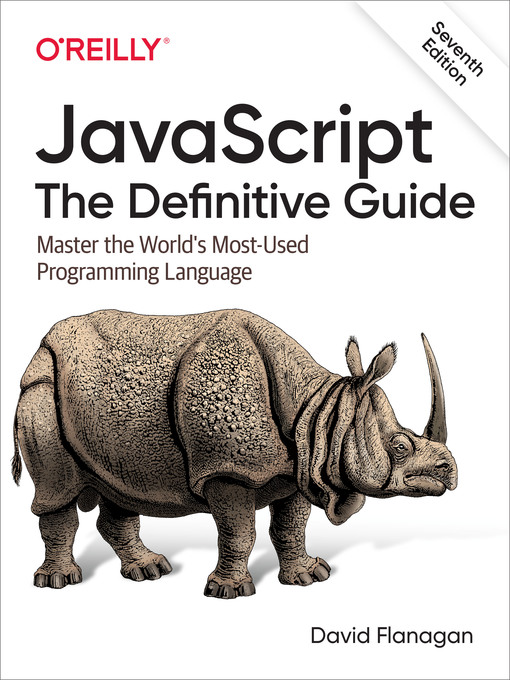 Title details for JavaScript by David Flanagan - Available
