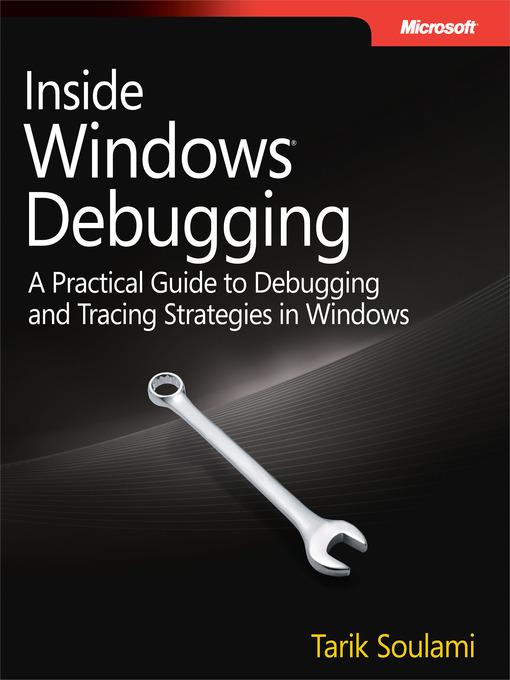 Cover of Inside Windows® Debugging