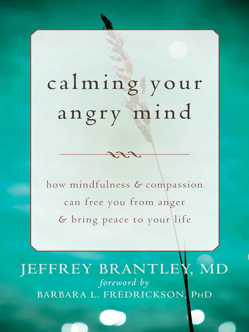 Title details for Calming Your Angry Mind by Jeffrey Brantley - Available