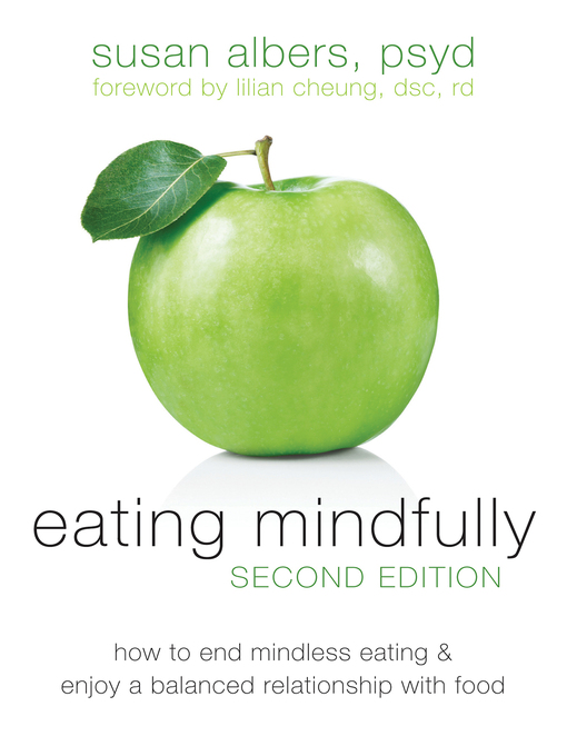 Title details for Eating Mindfully by Susan Albers - Available
