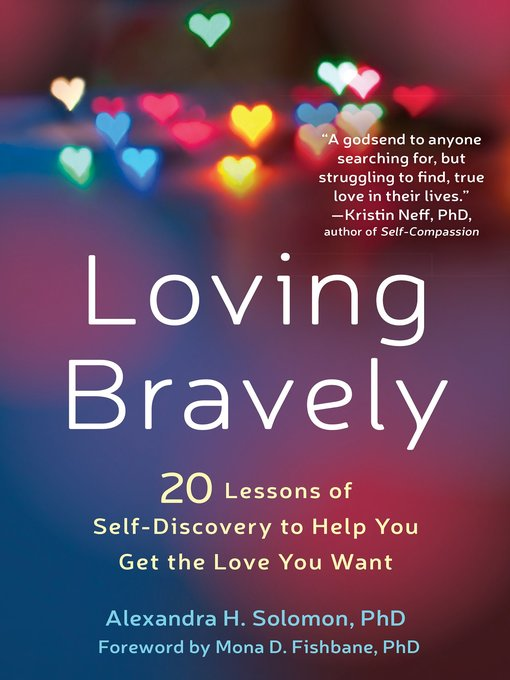 Title details for Loving Bravely by Alexandra H. Solomon - Available