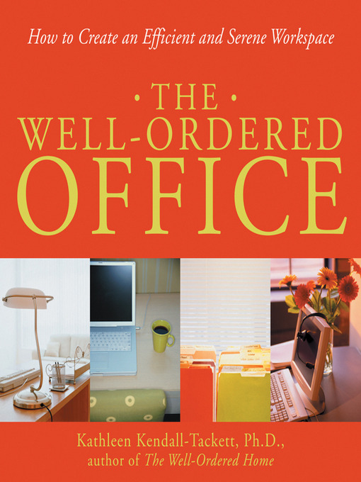 Cover of Well-Ordered Office
