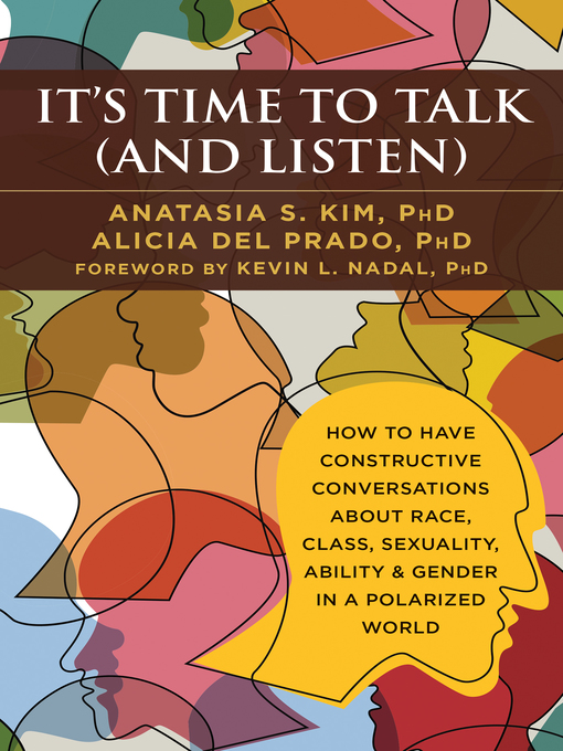 Title details for It's Time to Talk (and Listen) by Anatasia S. Kim - Wait list