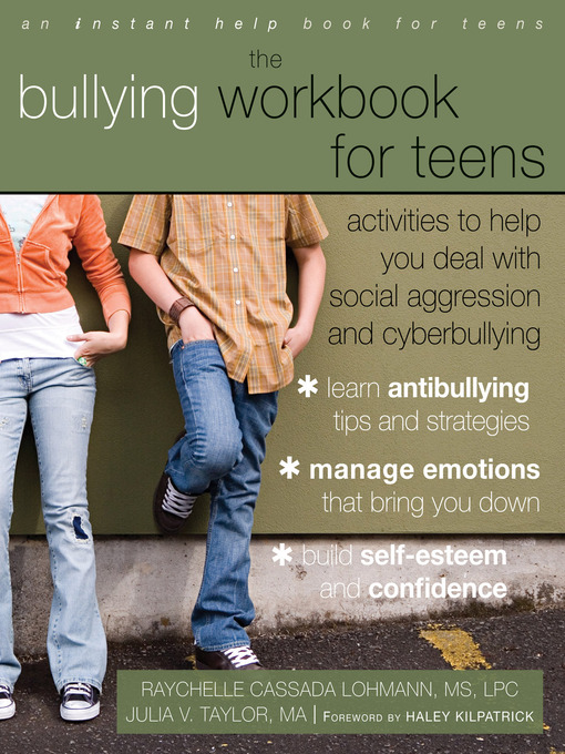 Title details for Bullying Workbook for Teens by Julia V. Taylor - Available