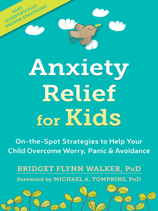 Title details for Anxiety Relief for Kids by Bridget Flynn Walker - Wait list