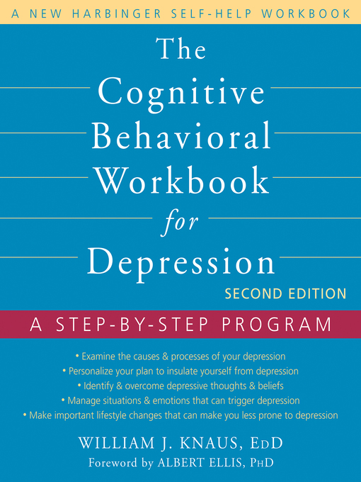the use of cognitive therapy for depression