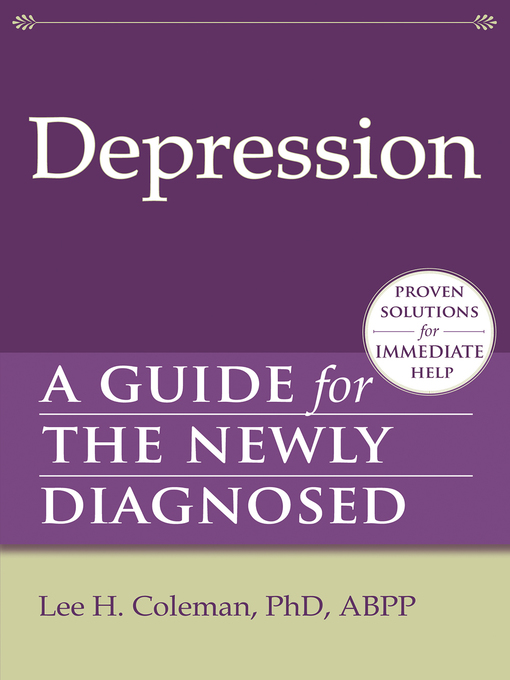 Title details for Depression by Lee H. Coleman - Available