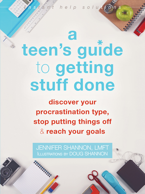Image: A Teen's Guide to Getting Stuff Done