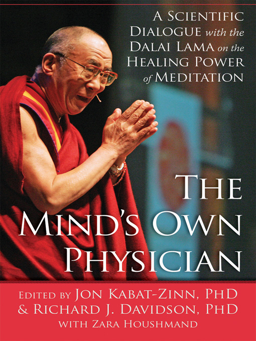 Title details for Mind's Own Physician by Jon Kabat-Zinn - Wait list