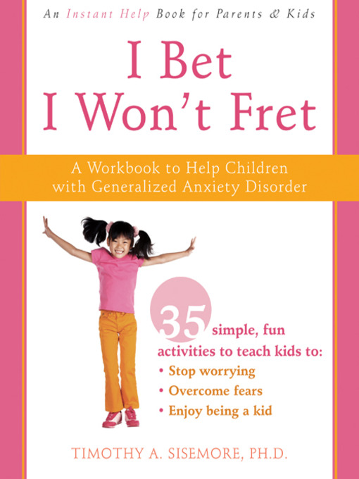 I Bet I Won't Fret by Timothy A. Sisemore