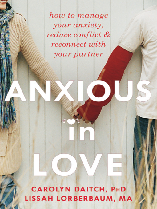 Title details for Anxious in Love by Carolyn Daitch - Available