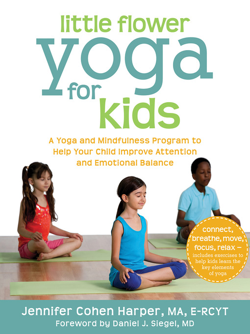 Cover of Little Flower Yoga for Kids