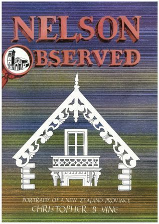 Title details for Nelson Observed by Christopher B. Vine - Available