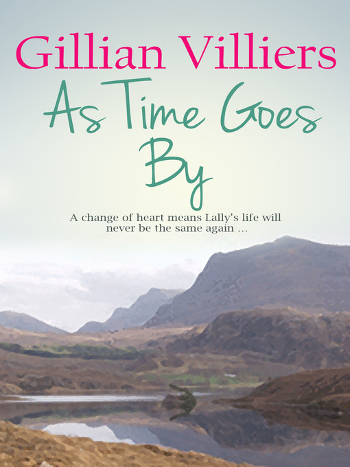 Title details for As Time Goes By by Gillian Villiers - Wait list