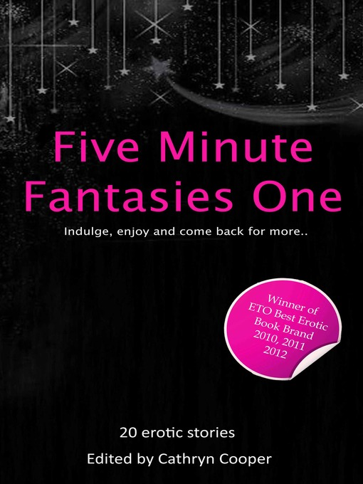 Cover image for Five Minute Fantasies 1