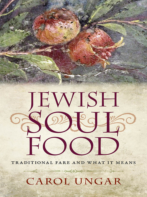 Cover of Jewish Soul Food