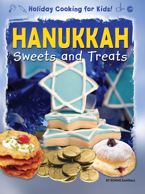 Cover image for Hanukkah Sweets and Treats