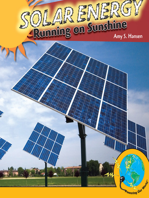 Title details for Solar Energy by Amy S. Hansen - Available