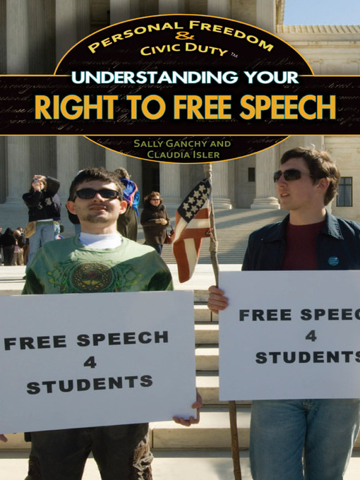 """understanding the right of free speech You and your student organization have a constitutional right to express your opinion to the campus community come learn how to successfully plan and implement an """"expressive activity"""" niu students are invited to an open forum on the university's revised freedom of expression policy at 5 pm."""