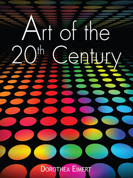 Title details for Art of the 20th century by Dorothea Eimert - Available