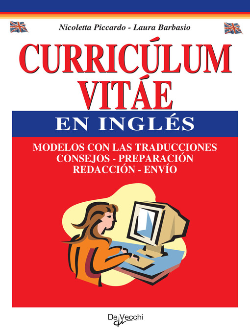Cover of El curriculum vítae en inglés