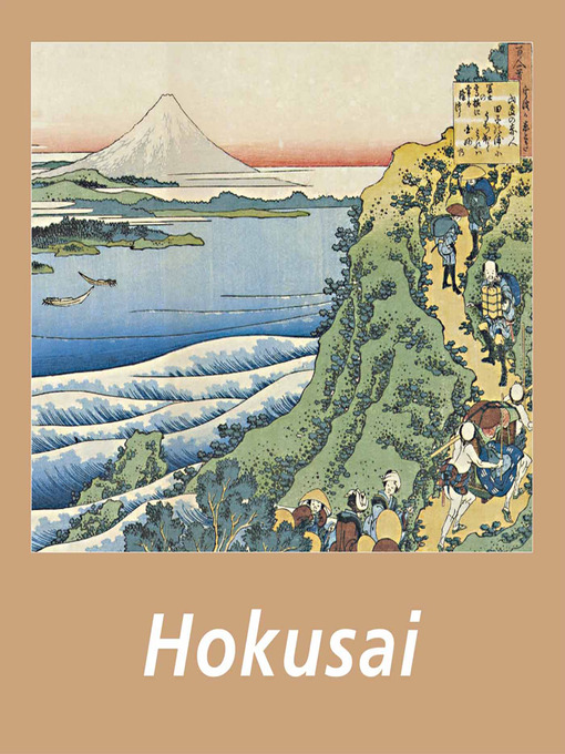 Title details for Hokusai by Edmond de Goncourt - Available