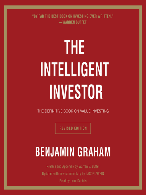 Title details for The Intelligent Investor Rev Ed. by Benjamin Graham - Wait list