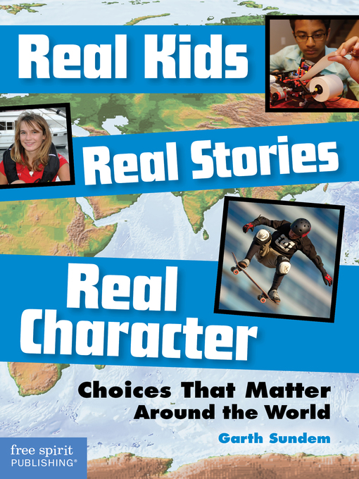 Cover of Real Kids, Real Stories, Real Character