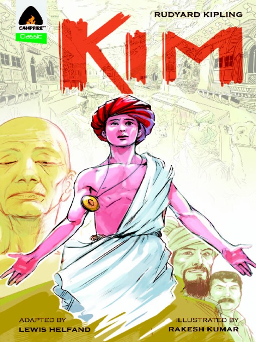 Title details for Kim by Rudyard Kipling - Available