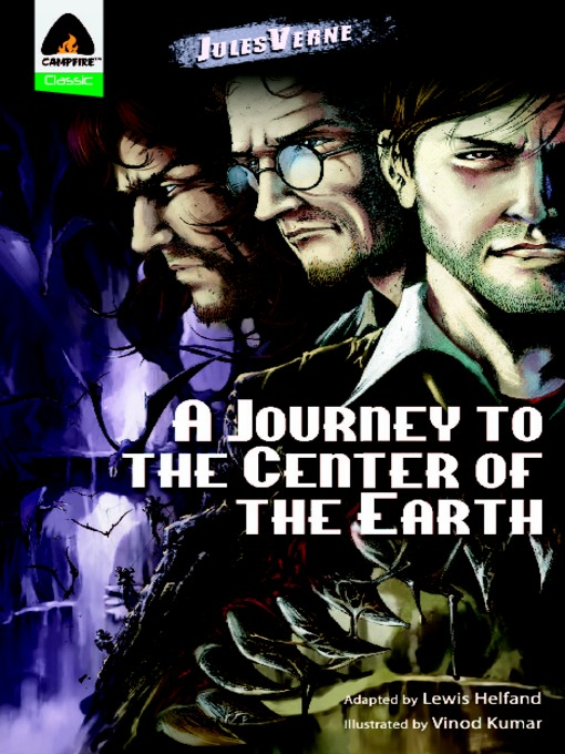 Title details for Journey to the Center of the Earth by Jules Verne - Wait list