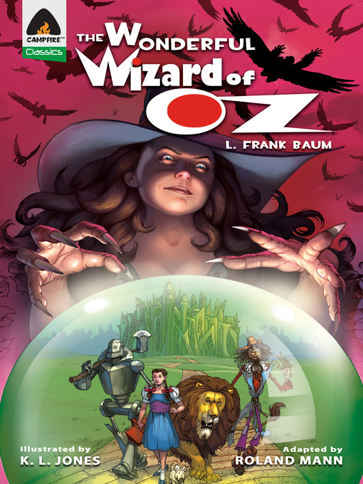 Title details for The Wonderful Wizard of Oz by L. Frank Baum - Available