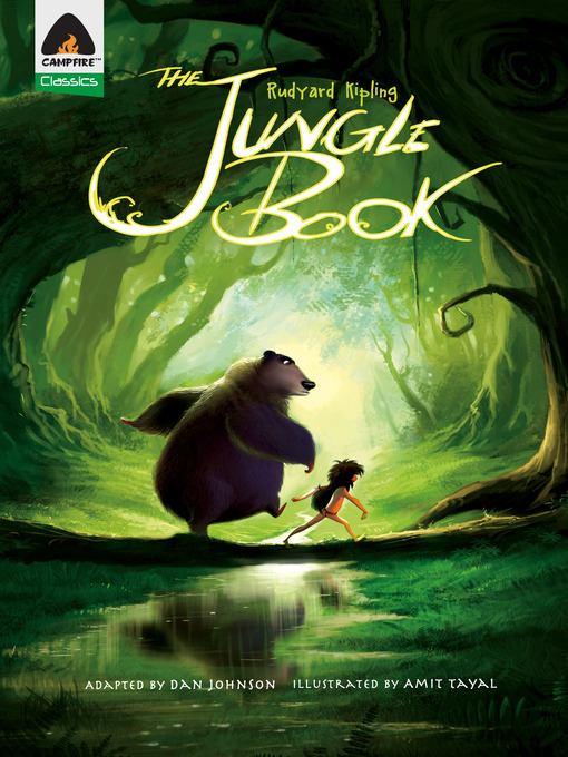 Title details for The Jungle Book by Rudyard Kipling - Wait list