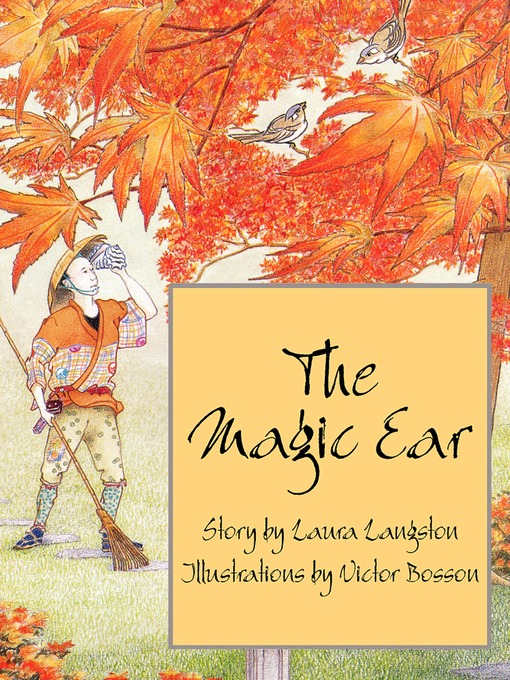 Title details for The Magic Ear by Laura Langston - Available