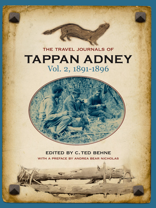 Cover of The Travel Journals of Tappan Adney