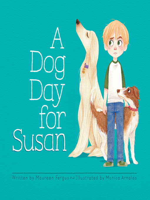 Cover of A Dog Day for Susan