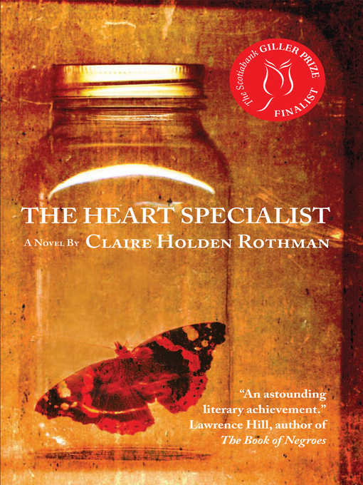 Cover of The Heart Specialist