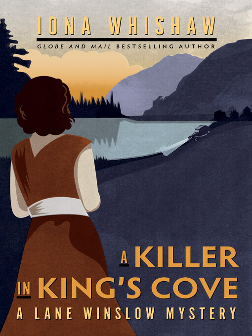 Title details for A Killer in King's Cove by Iona Whishaw - Wait list