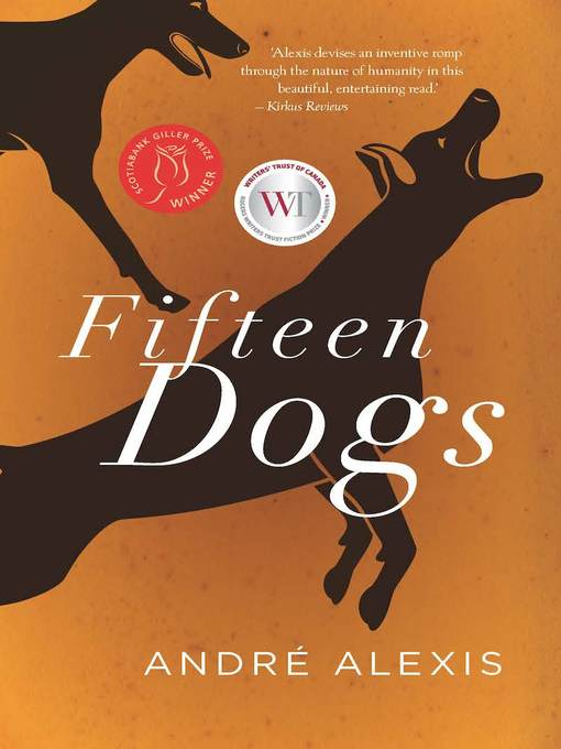 Cover of Fifteen Dogs