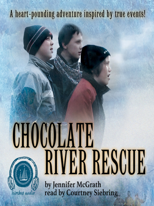 Cover of Chocolate River Rescue
