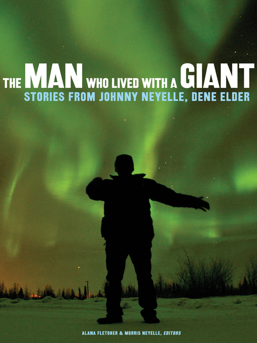 Cover of The Man Who Lived with a Giant