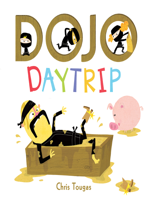 Cover of Dojo Daytrip