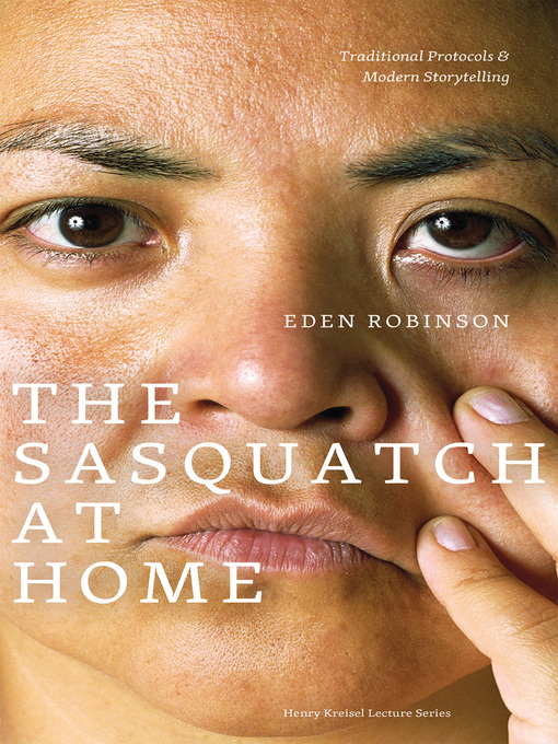 Cover image for The Sasquatch at Home