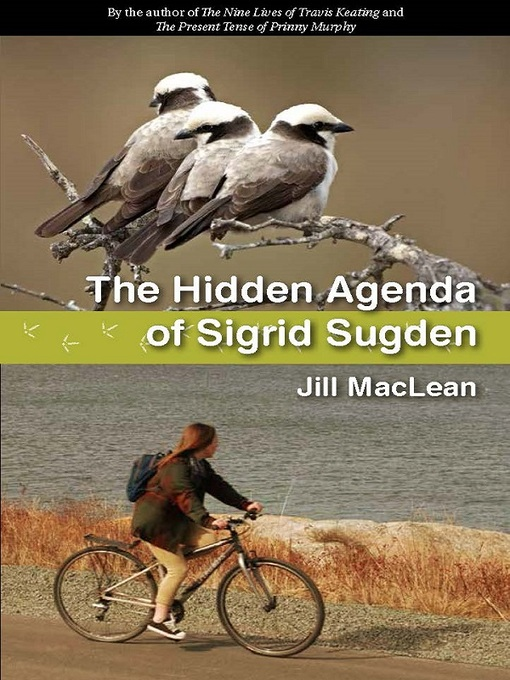 Cover of The Hidden Agenda of Sigrid Sugden