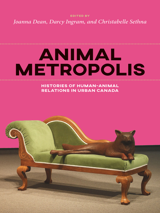 Cover of Animal Metropolis