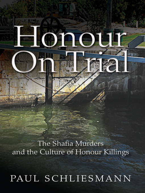 Cover of Honour on Trial